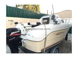 Quicksilver 460 crusier